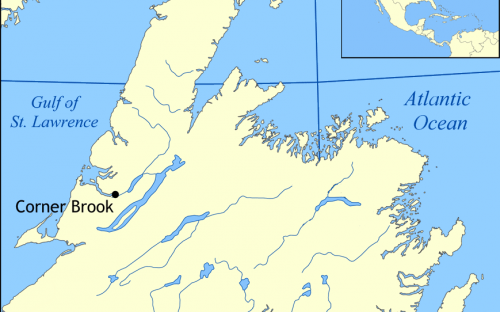 St John's - en Terranova, Canada